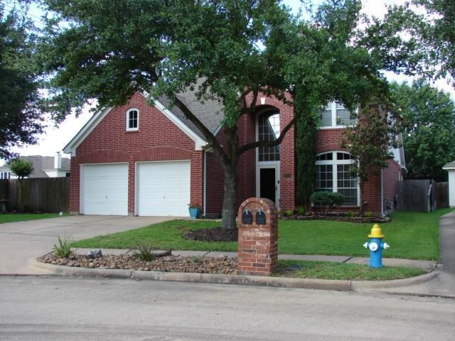 16114 Buckhead Ct Court, Tomball, TX 77377 (MLS #70227433) :: The Parodi Team at Realty Associates