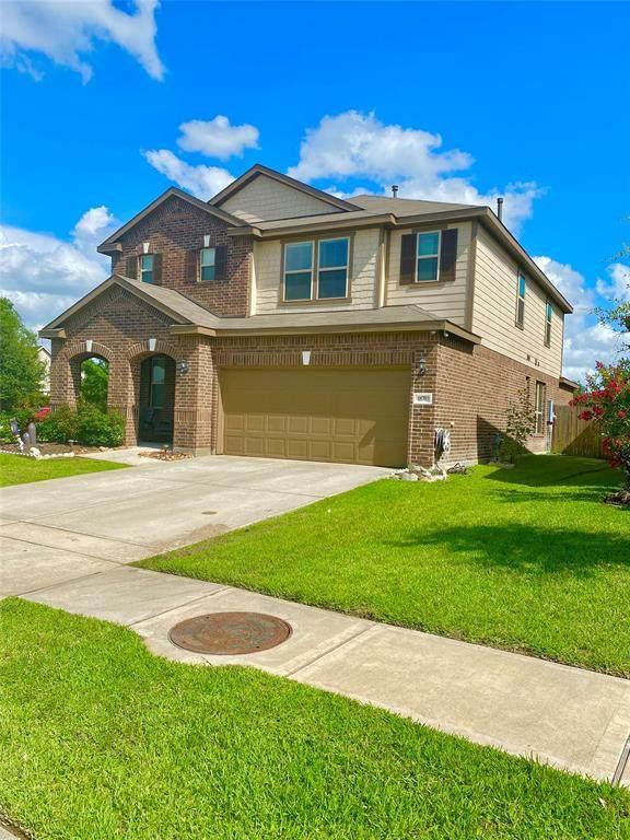 18703 Balsam Creek Lane, Katy, TX 77449 (MLS #70344435) :: The SOLD by George Team