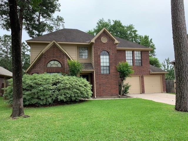 25014 Aughton Drive, Spring, TX 77389 (MLS #70361392) :: The Heyl Group at Keller Williams