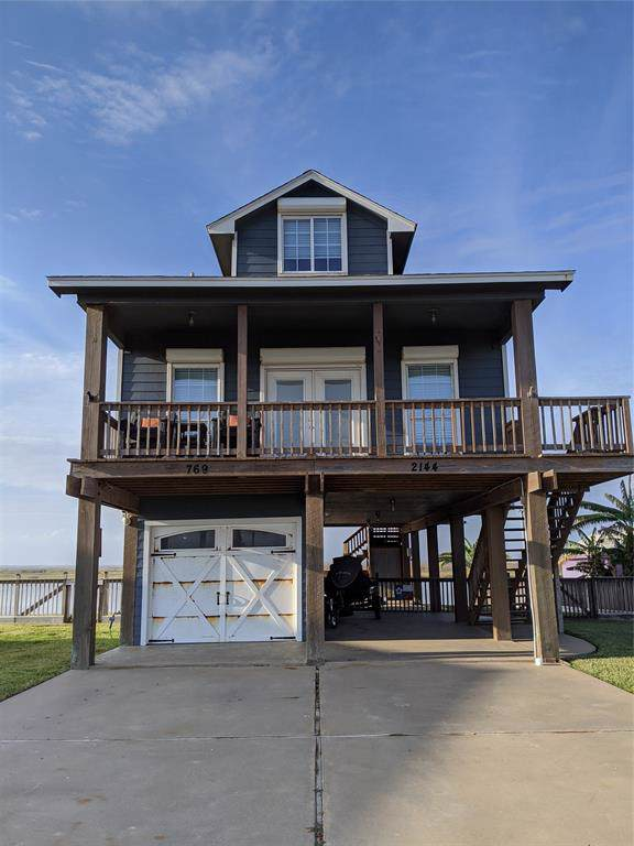 769 County Road 230, Sargent, TX 77414 (MLS #70512833) :: The Sold By Valdez Team