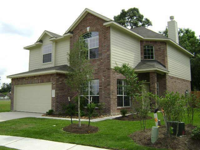 2146 Westover Park Circle, Spring, TX 77386 (MLS #70528025) :: Krueger Real Estate