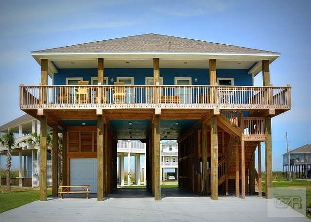 4403 Whaler Lane, Port Bolivar, TX 77650 (MLS #70535919) :: Texas Home Shop Realty
