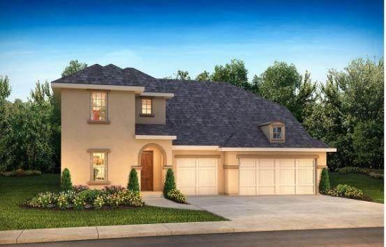 27196 Allegretto Drive, Spring, TX 77386 (MLS #70606275) :: The Parodi Team at Realty Associates