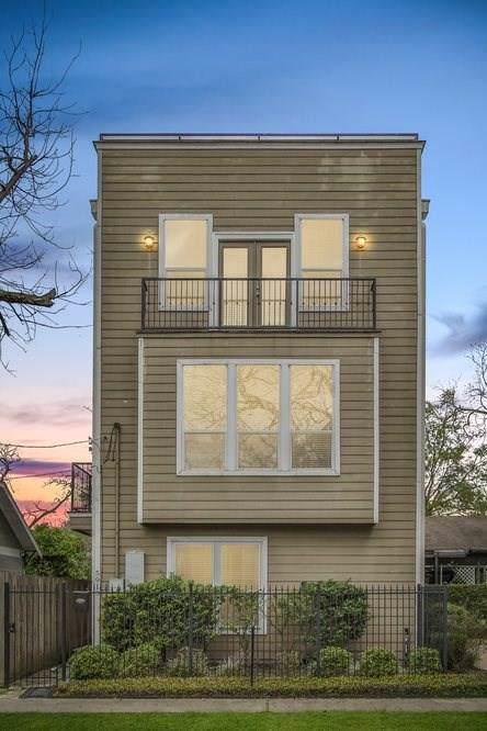 5915 Norhill Boulevard, Houston, TX 77009 (MLS #70805322) :: Giorgi Real Estate Group