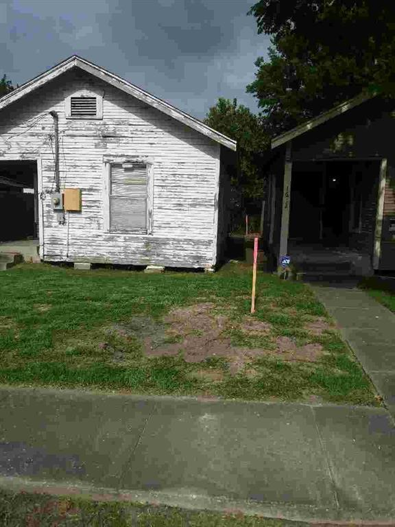 1614 Wipprecht Street, Houston, TX 77020 (MLS #70855490) :: The Bly Team