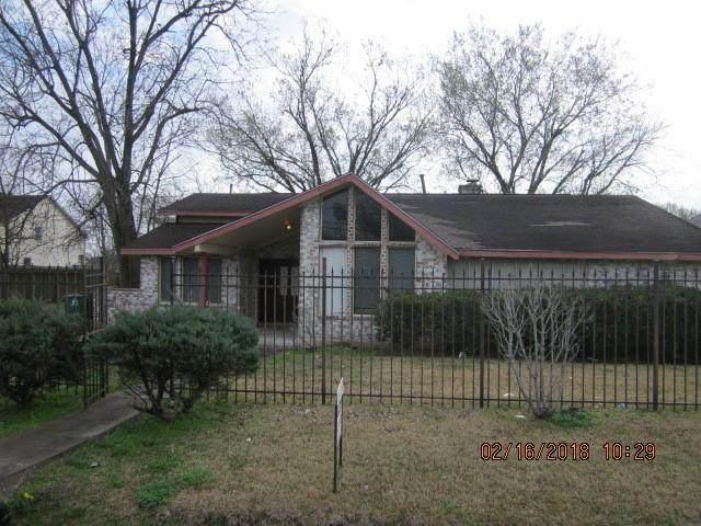 8203 Grandview Street, Houston, TX 77051 (MLS #70889085) :: The Property Guys