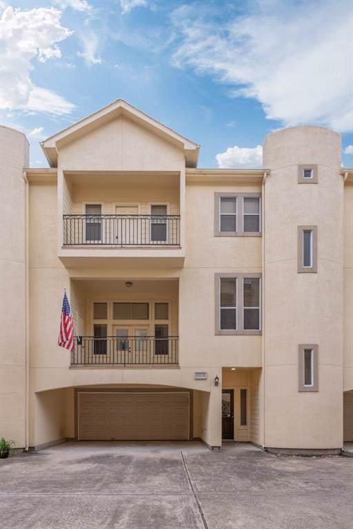 1333 W 21st Street B, Houston, TX 77008 (MLS #71040241) :: Texas Home Shop Realty
