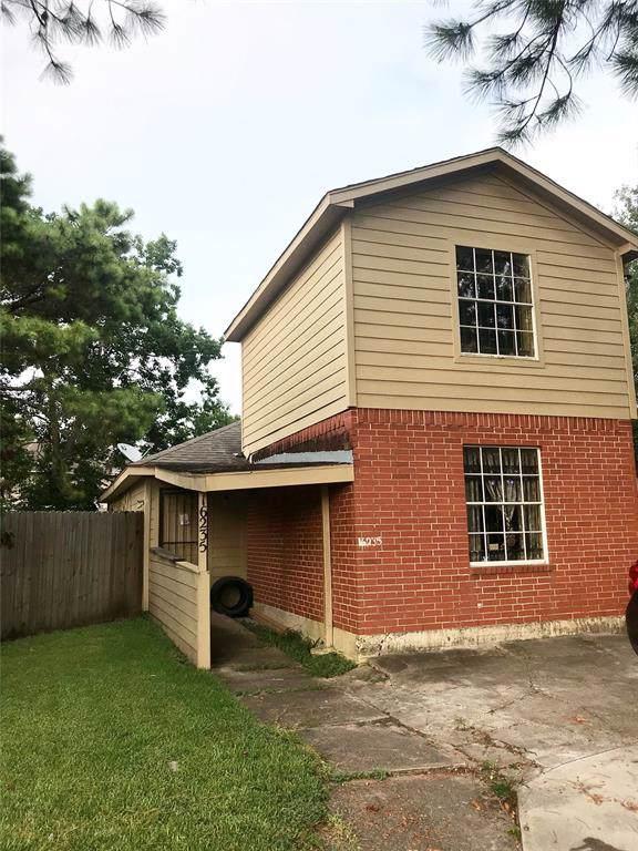 16235 Canaridge Drive, Houston, TX 77053 (MLS #71388290) :: The Heyl Group at Keller Williams