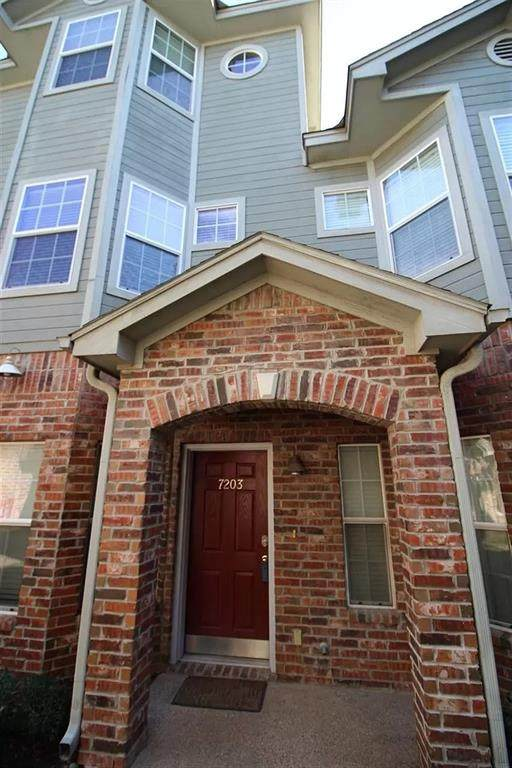 1701 S 12th Street #7203, Waco, TX 76706 (MLS #71409532) :: My BCS Home Real Estate Group