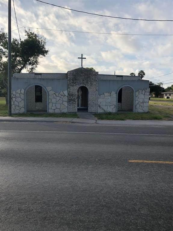 0 Davis Road, Taft, TX 78390 (MLS #71491724) :: Michele Harmon Team