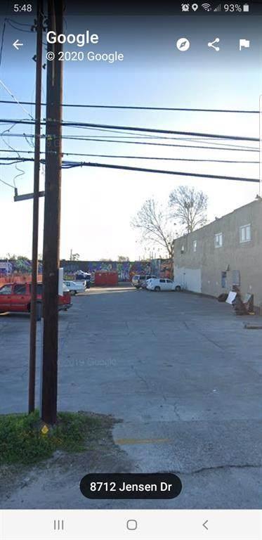 8712 Jensen Drive, Houston, TX 77093 (MLS #71680946) :: The Bly Team