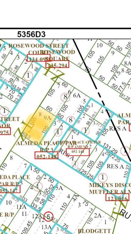 1701 Ruth Street, Houston, TX 77004 (MLS #72051805) :: Giorgi Real Estate Group