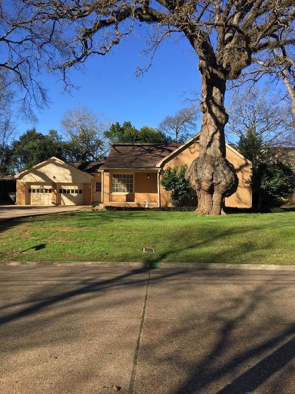 1317 N Fredonia Street, Nacogdoches, TX 75961 (MLS #72090161) :: The Jill Smith Team