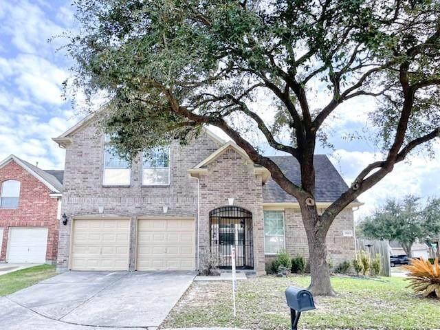 7911 Tyneland Court Court, Houston, TX 77070 (MLS #72150224) :: The Property Guys