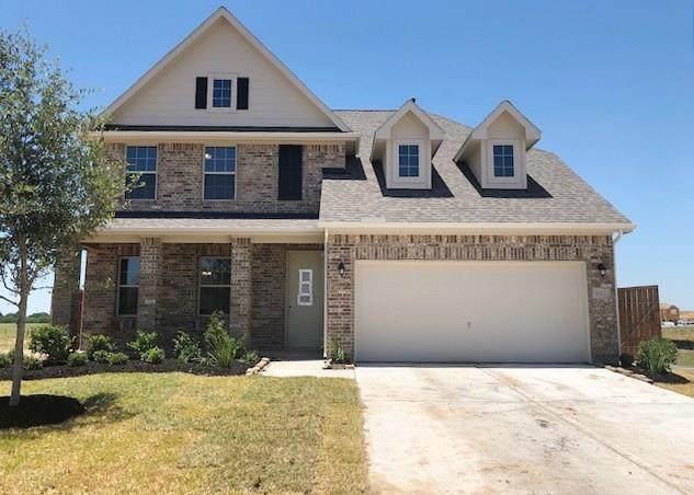 4327 Sandhill Terrace Lane, Katy, TX 77493 (MLS #72290193) :: The Parodi Team at Realty Associates