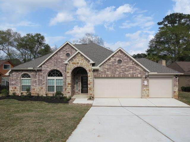 168 April Waters Drive W, Conroe, TX 77356 (MLS #72332778) :: Johnson Elite Group
