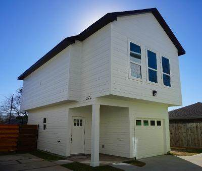 1811 Pannell Street C, Houston, TX 77020 (#72336582) :: ORO Realty