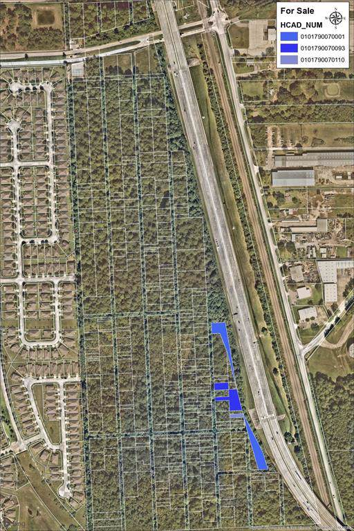 0 Hardy Rd 27B Road, Houston, TX 77073 (MLS #72831335) :: The SOLD by George Team