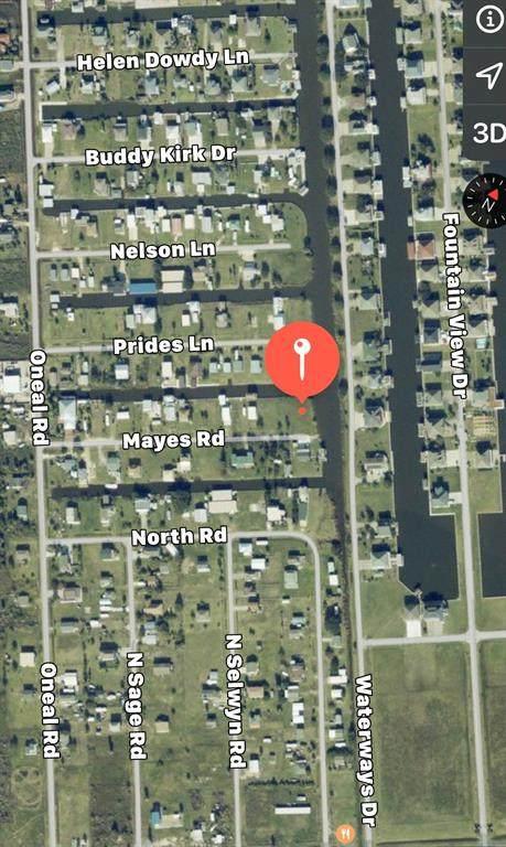 1135 Mayes Road, Crystal Beach, TX 77650 (MLS #73212648) :: Giorgi Real Estate Group