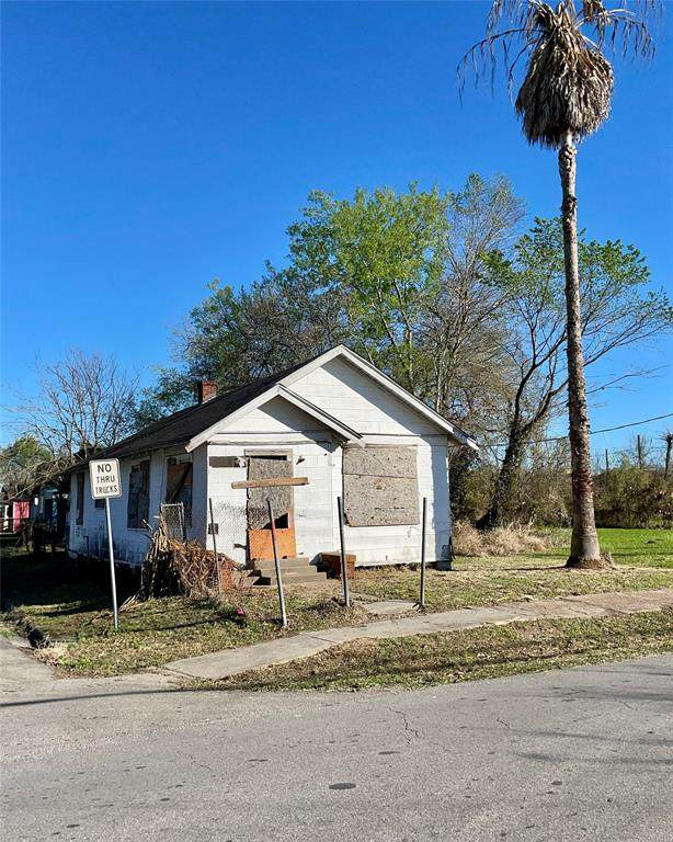 3401 Sampson Street, Houston, TX 77004 (#73297043) :: ORO Realty
