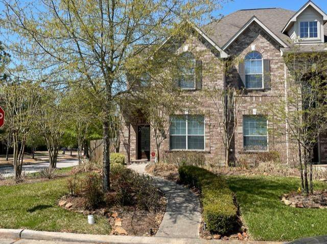 3 Pine Needle Pl, The Woodlands, TX 77382 (MLS #73311340) :: The Parodi Team at Realty Associates