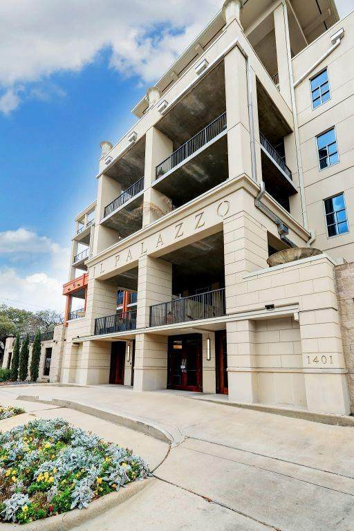 1401 Calumet Street #500, Houston, TX 77004 (MLS #73389434) :: The Parodi Team at Realty Associates