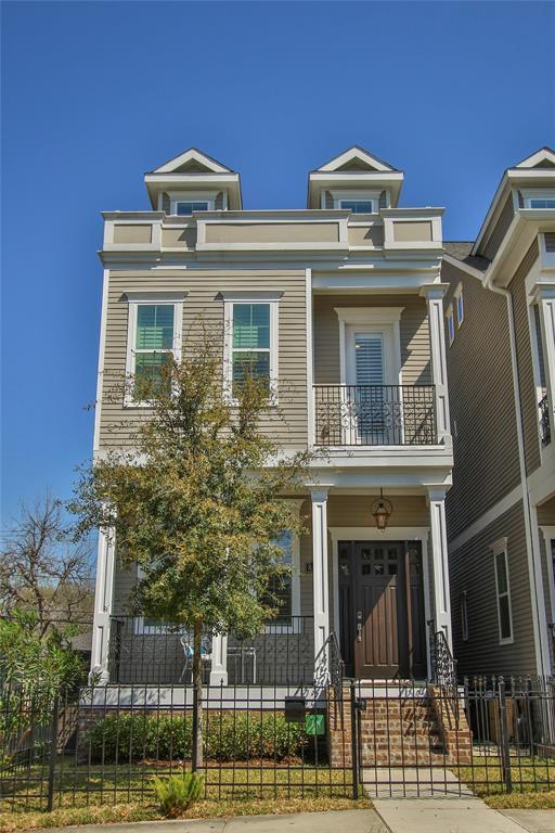 833 E 26th Street, Houston, TX 77009 (MLS #73439238) :: Magnolia Realty