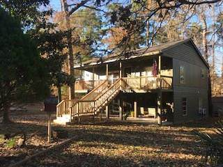 757 Lakeside Loop, Trinity, TX 75862 (MLS #73679179) :: Texas Home Shop Realty