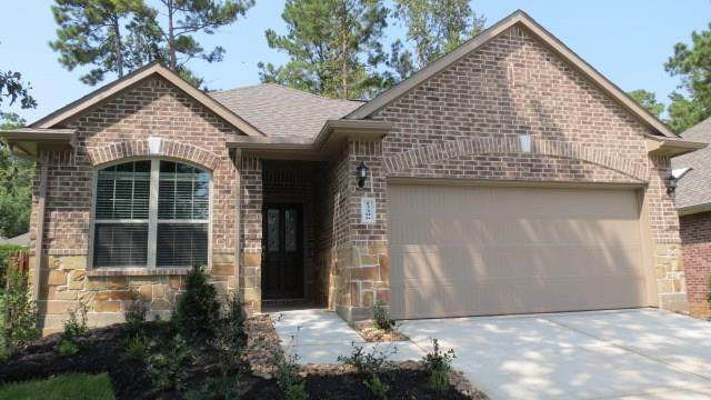 13406 Cherry Hill Circle, Montgomery, TX 77356 (MLS #73886043) :: The SOLD by George Team