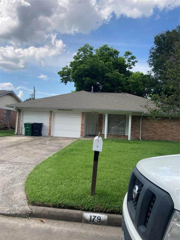 179 Coach Lamp Lane, Houston, TX 77060 (MLS #73957777) :: Bray Real Estate Group