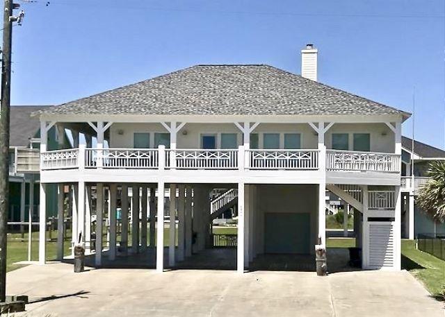 2377 Sand Drift Lane, Crystal Beach, TX 77650 (MLS #73965264) :: Texas Home Shop Realty