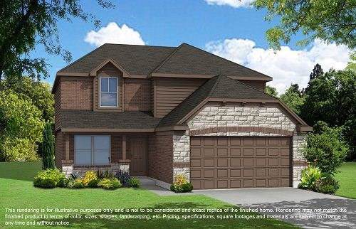 7318 Fox Cove Trail, Humble, TX 77338 (MLS #74015406) :: The SOLD by George Team