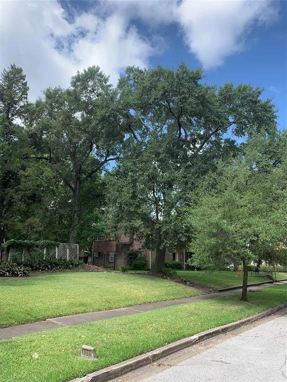 1911 Lauderdale Street, Houston, TX 77030 (MLS #74190204) :: The Heyl Group at Keller Williams