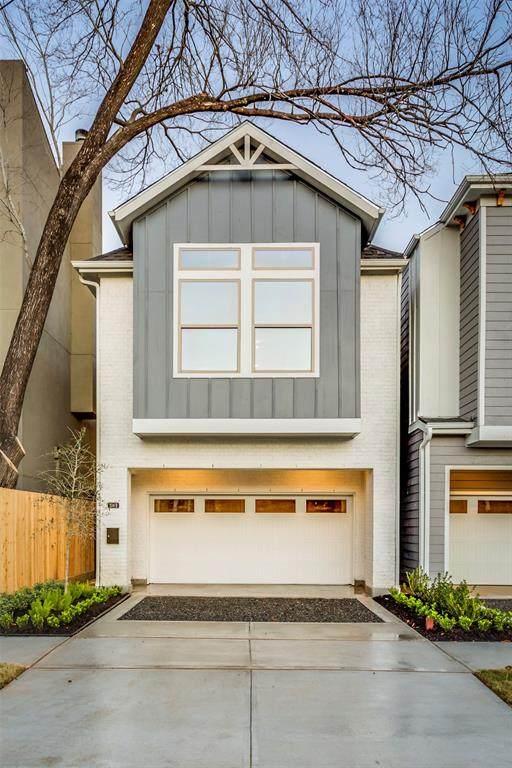 706 Olive Street B, Houston, TX 77007 (MLS #74297642) :: Ellison Real Estate Team