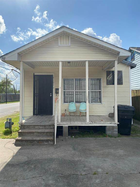 5101 Cochran Street, Houston, TX 77009 (MLS #74608697) :: Lisa Marie Group | RE/MAX Grand