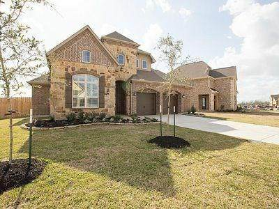 2324 Shallow Creek Lane, Friendswood, TX 77546 (MLS #7470605) :: The Bly Team