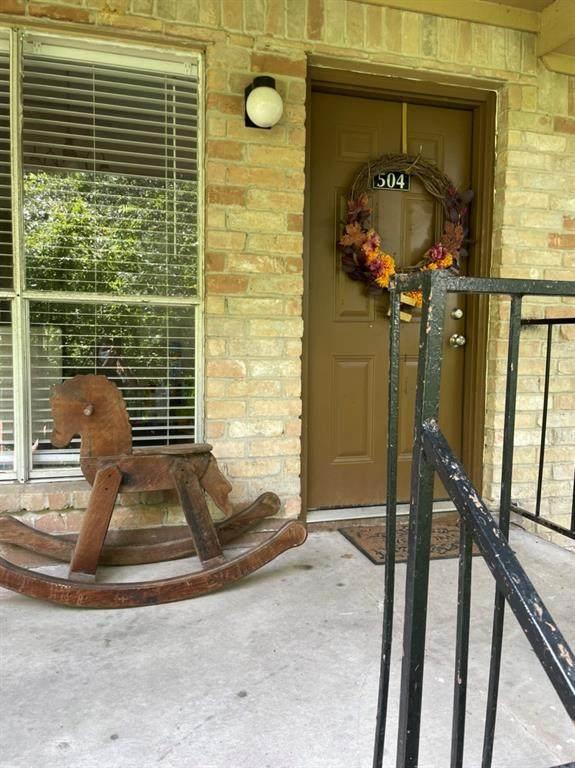 16303 Lyons School Road #504, Spring, TX 77379 (MLS #74712870) :: Parodi Group Real Estate