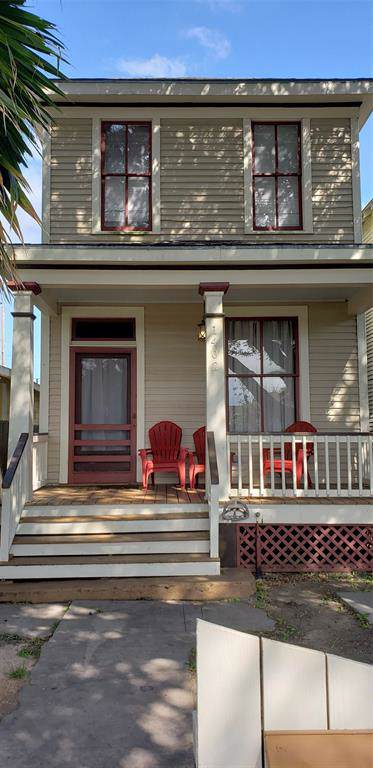 1402 26th Street, Galveston, TX 77550 (MLS #74843870) :: The SOLD by George Team