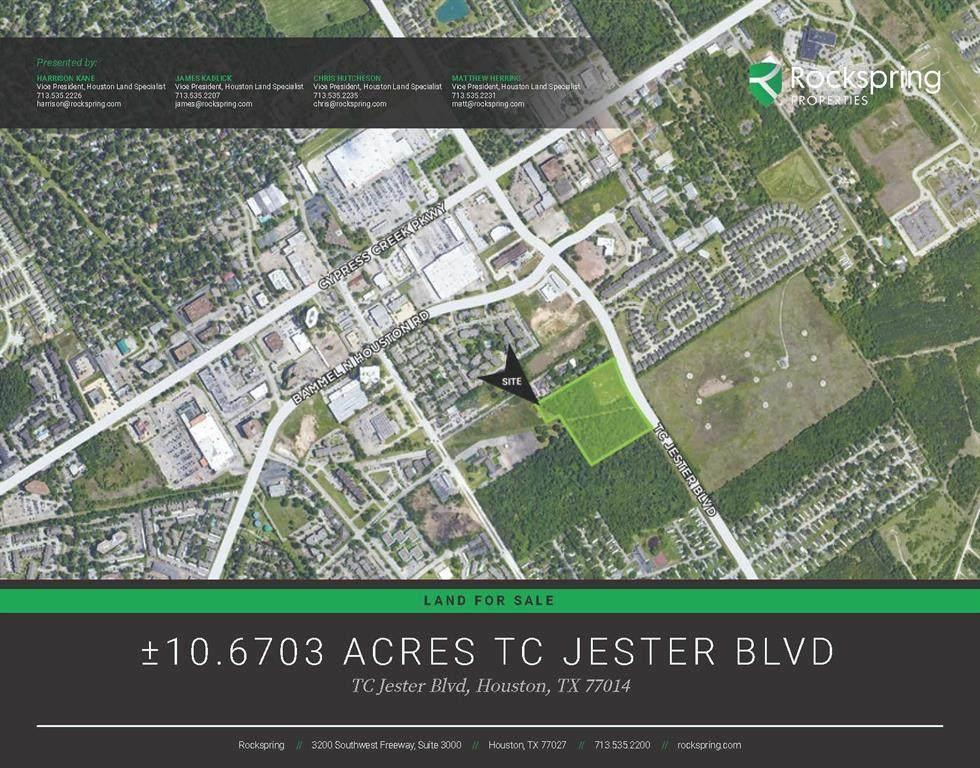 0000 Tc Jester Boulevard - Photo 1