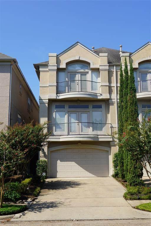 6301 Westcott Street, Houston, TX 77007 (MLS #75012518) :: Texas Home Shop Realty