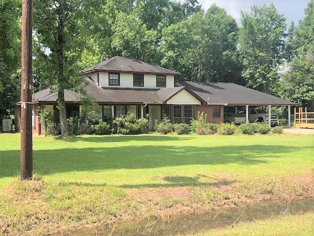 806 S Georgetown Loop, Kirbyville, TX 75956 (MLS #75133069) :: Texas Home Shop Realty