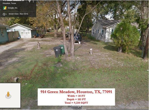 914 Green Meadow Lane, Houston, TX 77091 (MLS #75208084) :: The Parodi Team at Realty Associates