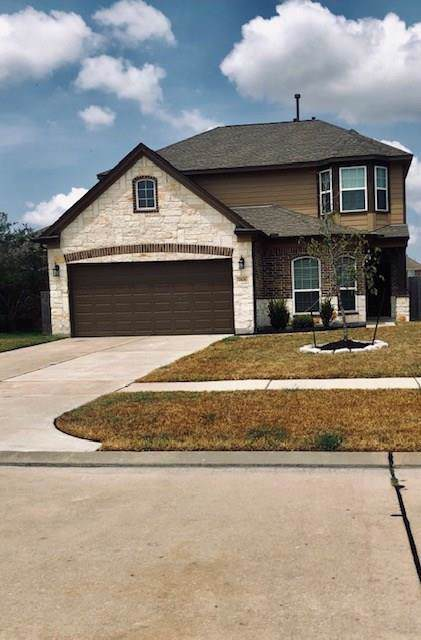 2806 Finwood Drive, Rosenberg, TX 77471 (MLS #75359517) :: The Heyl Group at Keller Williams