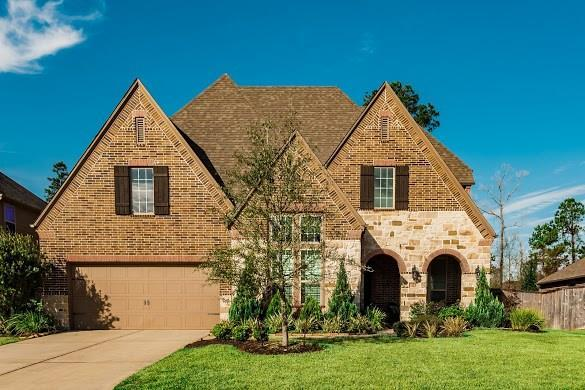 122 Hunter Hollow Drive, Montgomery, TX 77316 (MLS #75392778) :: Fairwater Westmont Real Estate