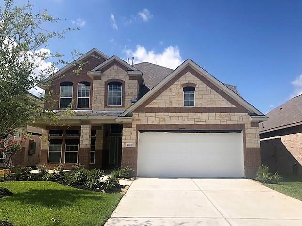 21210 Flowering Dogwood Circle, Porter, TX 77365 (MLS #75726359) :: The Heyl Group at Keller Williams