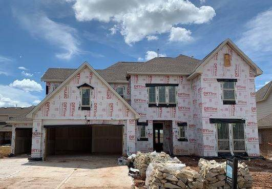3007 Cooper Hawk Lane, Richmond, TX 77406 (MLS #75912848) :: The SOLD by George Team
