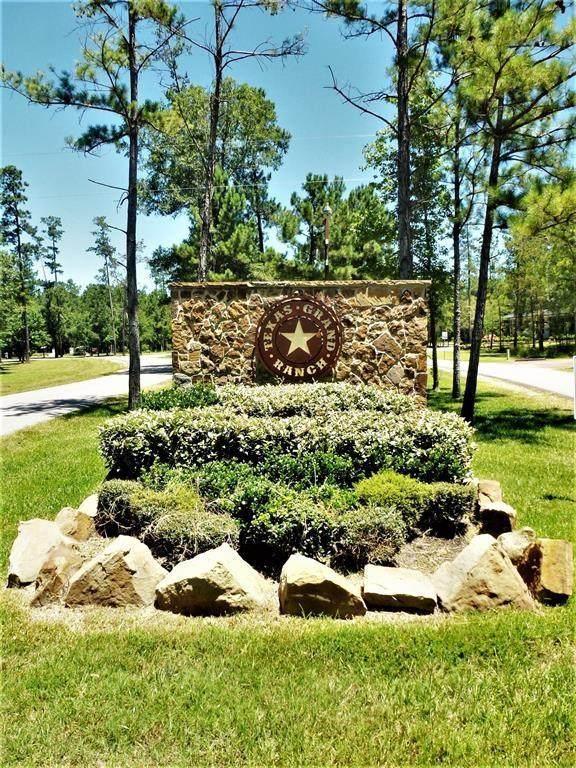 10-22-87 Granite Road, Huntsville, TX 77340 (MLS #75966590) :: The Bly Team