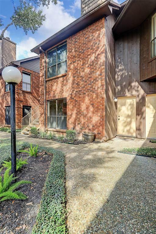 3100 Walnut Bend Lane #101, Houston, TX 77042 (MLS #76132949) :: Caskey Realty