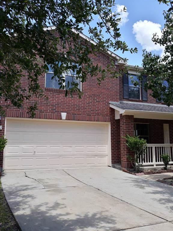9202 Pinderfield Court, Houston, TX 77083 (MLS #76183854) :: The Heyl Group at Keller Williams