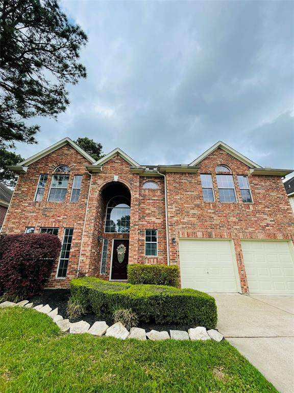 8203 Sports Haven Drive, Humble, TX 77346 (MLS #76362484) :: The Sansone Group